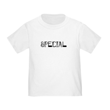 Special Toddler T-Shirt