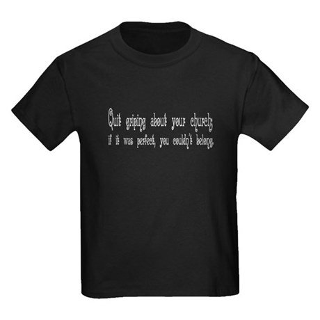 Perfect Church Kids Dark T-Shirt