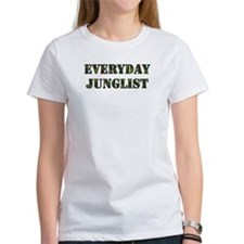 Everyday Junglist (Black Border) Tee