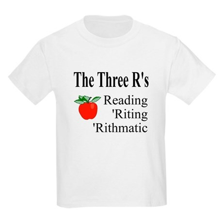 The Three R's Kids Light T-Shirt