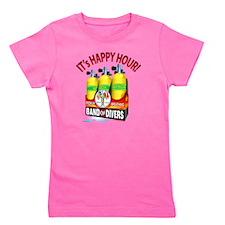 Scuba Nitrox Six-Pack T-Shirt Girl's Tee