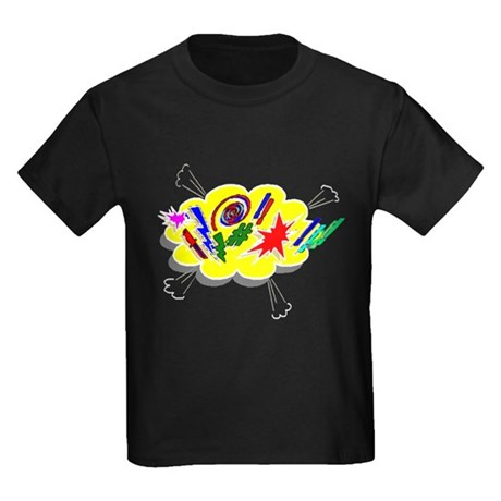 Expletive! Kids Dark T-Shirt