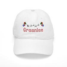 Greenlee, Christmas Baseball Cap