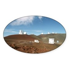 Mauna Kea telescopes Decal