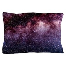 Milky Way in the constellation of Aqui Pillow Case