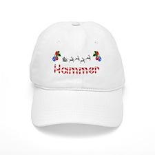 Hammer, Christmas Baseball Cap