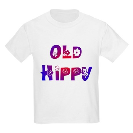 Old Hippy Kids Light T-Shirt