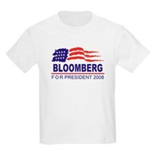 Michael Bloomberg 2008 (wave) T-Shirt