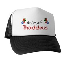 Thaddeus, Christmas Trucker Hat
