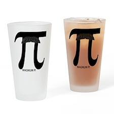 Magnum PI Drinking Glass