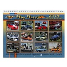 2014 Pony Power Calendar