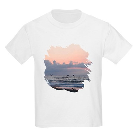 Seascape Kids Light T-Shirt