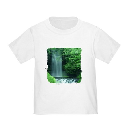 Waterfalls Toddler T-Shirt