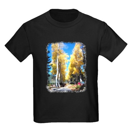 Aspen Trail Kids Dark T-Shirt