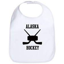 Alaska hockey Bib