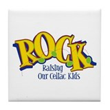 ROCK Tile Coaster