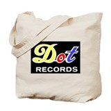 Dot Records Tote Bag
