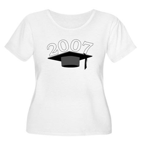 Class of 2007 Women's Plus Size Scoop Neck T-Shirt