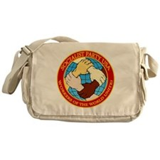 Socialist Party USA Logo Messenger Bag