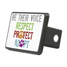 Be Their Voice Hitch Cover