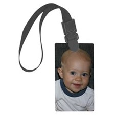 notebook_levi Luggage Tag