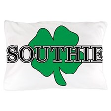 """Southie"" South Boston, Massachusetts Pillow Case"