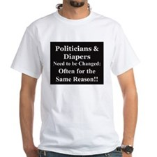 Politicians & Diapers Shirt