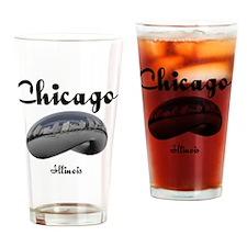 Chicago_12x12_Bean Drinking Glass