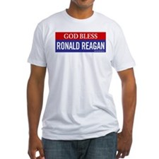 God Bless Ronald Reagan Shirt