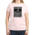 Women's Pink Mr. America T-Shirt