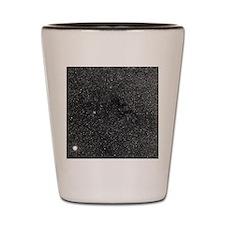 Nebula near the bright star Altair Shot Glass