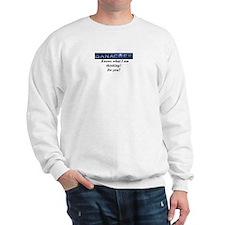 Cute Thinking Sweatshirt