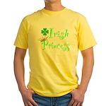 Irish Princess Yellow T-Shirt