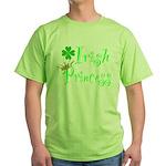 Irish Princess Green T-Shirt