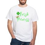 Irish Princess White T-Shirt