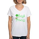 Irish Princess Women's V-Neck T-Shirt