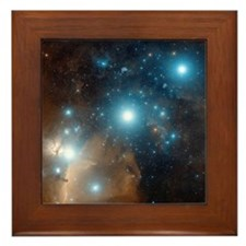 Orion's belt Framed Tile