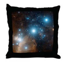 Orion's belt Throw Pillow