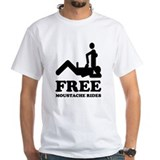 Free Moustache Rides Shirt