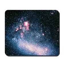 Optical image of the Large Magellanic Cl Mousepad