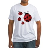 Four ladybugs Shirt