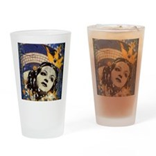 Reina Collage Drinking Glass