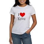 I Love Kipling Women's T-Shirt
