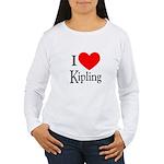 I Love Kipling Women's Long Sleeve T-Shirt