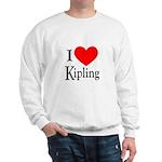 I Love Kipling Sweatshirt
