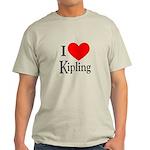 I Love Kipling Light T-Shirt