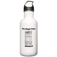 MOZART - THE MAGIC FLU Water Bottle