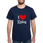 I Love Kipling Dark T-Shirt