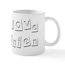 I Love Adrien Mug