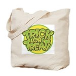 Trick-or-Treat Halloween Candy Tote Bag